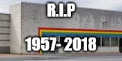 Rest in peace toys r us | R.I.P 1957- 2018 | image tagged in rip,rip toys r us,toys r us,toys,meme,good bye childhood | made w/ Imgflip meme maker