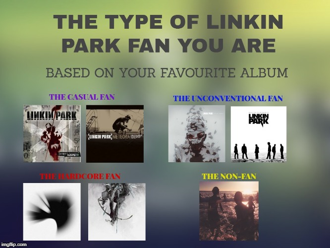 plz don't kill me | image tagged in opinions,linkin park | made w/ Imgflip meme maker