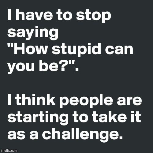 I see stupid people | ER | image tagged in i see stupid people | made w/ Imgflip meme maker