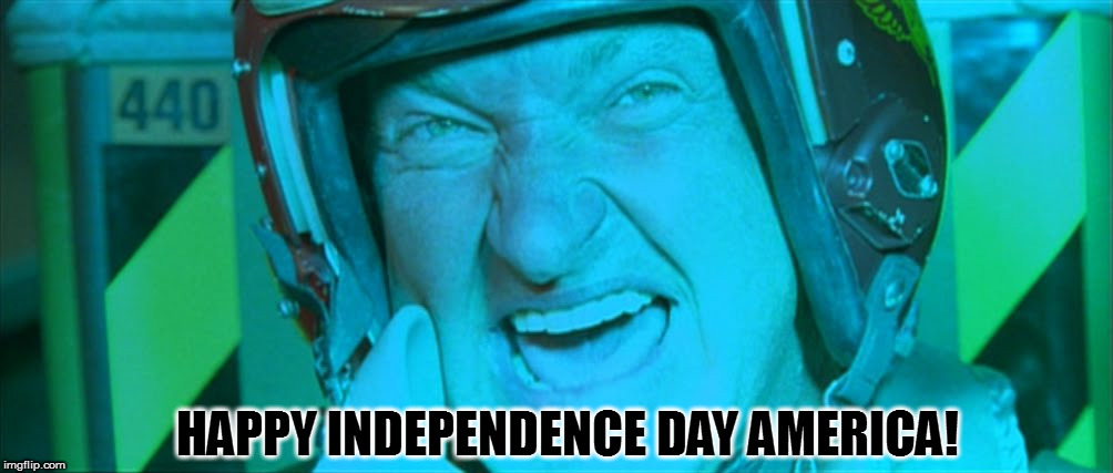A Maj. Casse Public Service Announcement.... | HAPPY INDEPENDENCE DAY AMERICA! | image tagged in independence day,4th of july | made w/ Imgflip meme maker