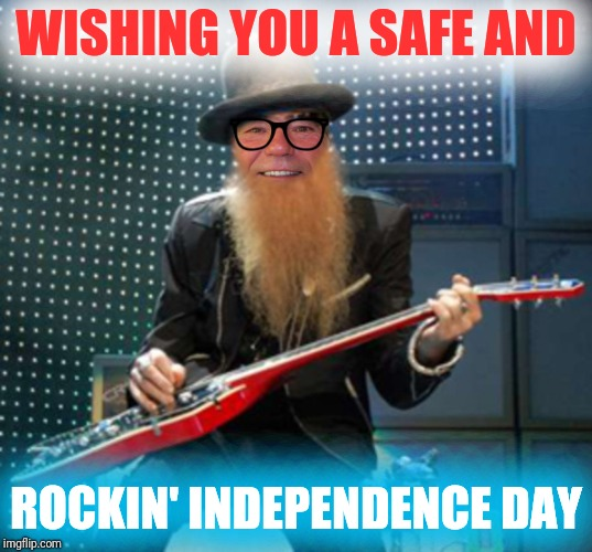 Wishing all my imgflip friends a happy and safe Fourth of July! | WISHING YOU A SAFE AND ROCKIN' INDEPENDENCE DAY | image tagged in rocker coollew,fourth of july,independence day,old glory,home of the free because of the brave,1776 | made w/ Imgflip meme maker