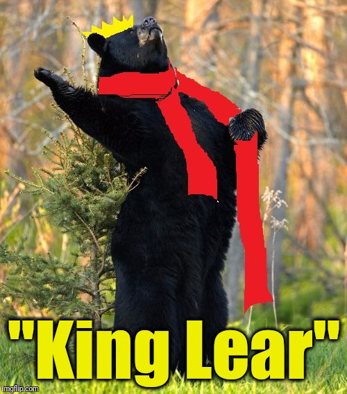 "drama queen | ""King Lear"" 