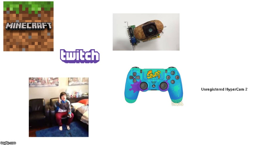 """Pro"" Gamer started pack 