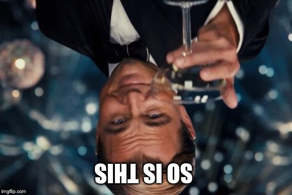 Leonardo Dicaprio Cheers Meme | SO IS THIS | image tagged in memes,leonardo dicaprio cheers | made w/ Imgflip meme maker
