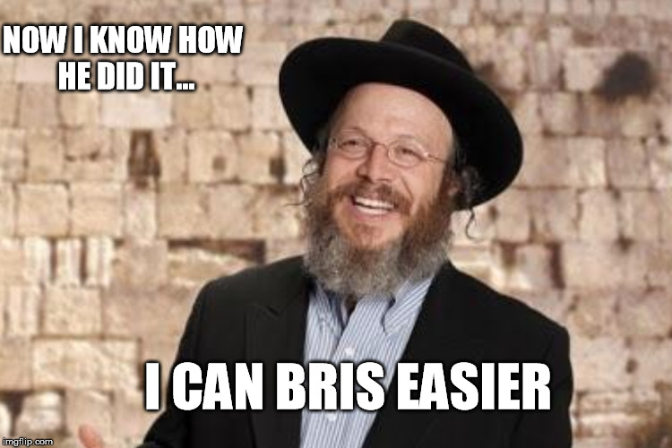 NOW I KNOW HOW HE DID IT... I CAN BRIS EASIER | made w/ Imgflip meme maker