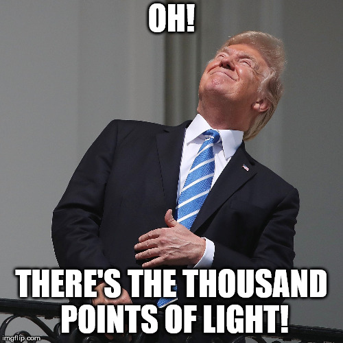 Image result for thousand points of light