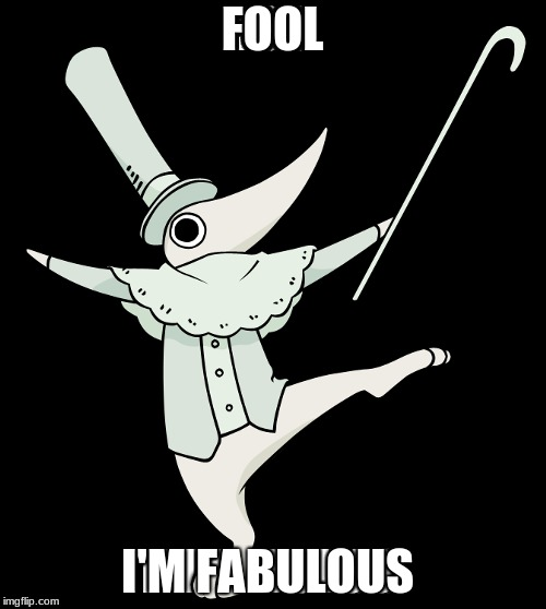 Excalibur from Soul Eater | FOOL I'M FABULOUS | image tagged in excalibur,soul eater | made w/ Imgflip meme maker
