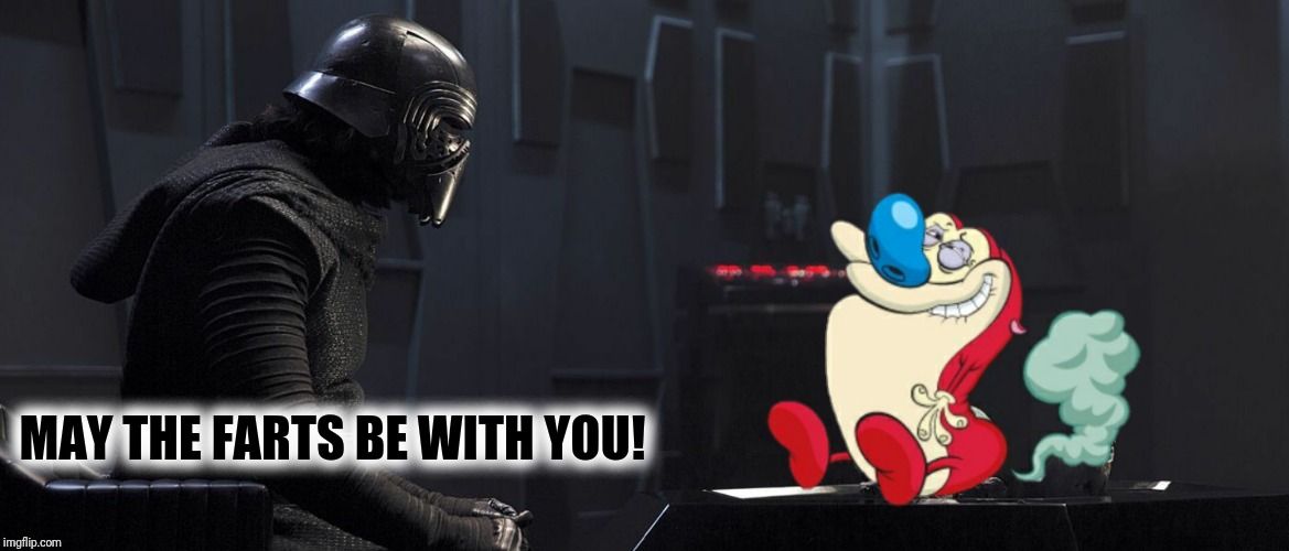 MAY THE FARTS BE WITH YOU! | made w/ Imgflip meme maker
