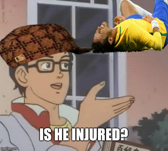 Is This A Pigeon Meme | IS HE INJURED? | image tagged in memes,is this a pigeon,scumbag | made w/ Imgflip meme maker