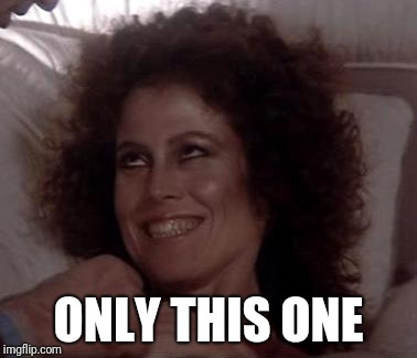 No Dana; only ZUUL | ONLY THIS ONE | image tagged in no dana only zuul | made w/ Imgflip meme maker
