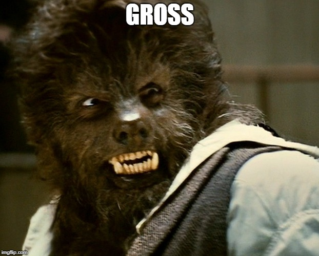 GROSS | made w/ Imgflip meme maker