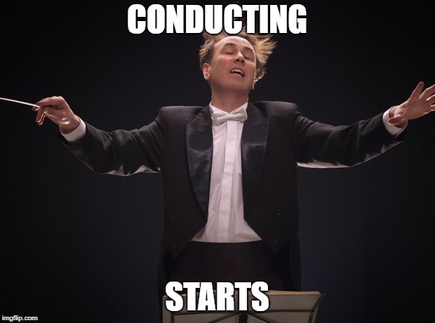 CONDUCTING STARTS | image tagged in firestarter,electric | made w/ Imgflip meme maker