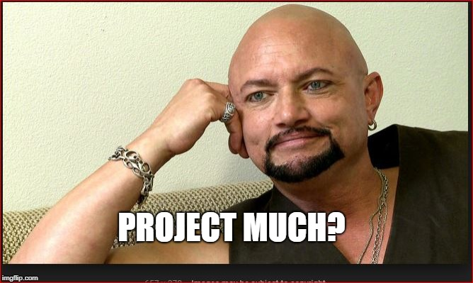 PROJECT MUCH? | made w/ Imgflip meme maker