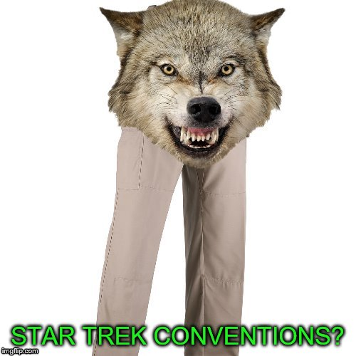 STAR TREK CONVENTIONS? | made w/ Imgflip meme maker