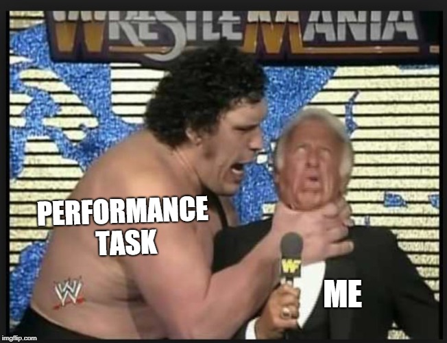 ME PERFORMANCE TASK | image tagged in death toll | made w/ Imgflip meme maker