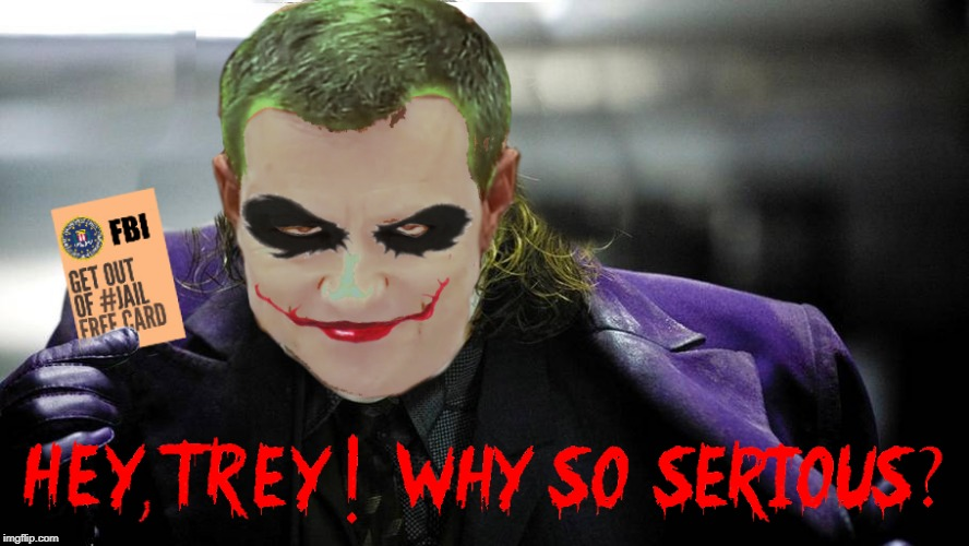 Introducing....The Strzoker | THE STRZOKER | image tagged in peter strzok,the joker,why so serious,why so serious joker,trey gowdy | made w/ Imgflip meme maker