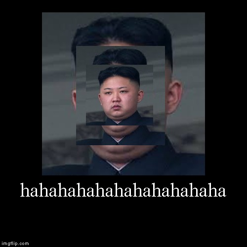 3 kims in 1 pic | hahahahahahahahahahaha | | image tagged in kim jong un | made w/ Imgflip demotivational maker