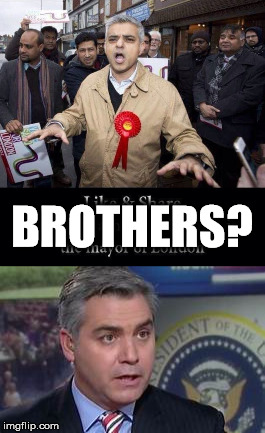 Acosta Brothers | BROTHERS? | image tagged in funny memes | made w/ Imgflip meme maker