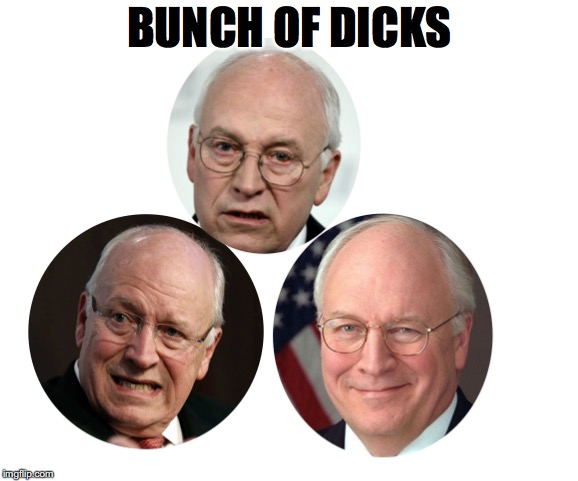 BUNCH OF DICKS | made w/ Imgflip meme maker