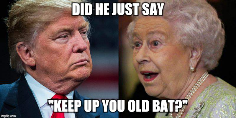 "Come On Granny | DID HE JUST SAY ""KEEP UP YOU OLD BAT?"" 