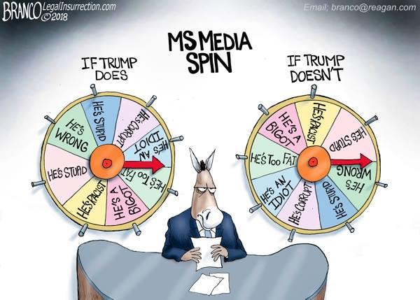 msm media trump lies Blank Template - Imgflip