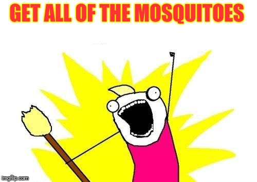 X All The Y Meme | GET ALL OF THE MOSQUITOES | image tagged in memes,x all the y | made w/ Imgflip meme maker