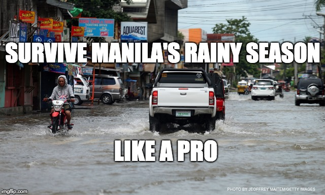 Manila's Rainy Season Car Checklist to Survive Like a Pro!