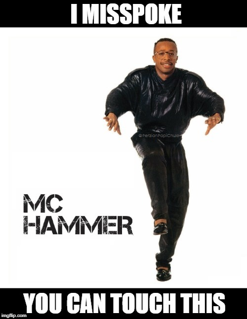 2 Legit 2 Quit | image tagged in mc hammer,trump | made w/ Imgflip meme maker