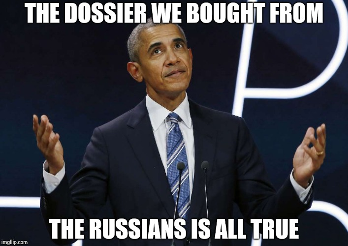THE DOSSIER WE BOUGHT FROM THE RUSSIANS IS ALL TRUE | image tagged in what,me worry | made w/ Imgflip meme maker
