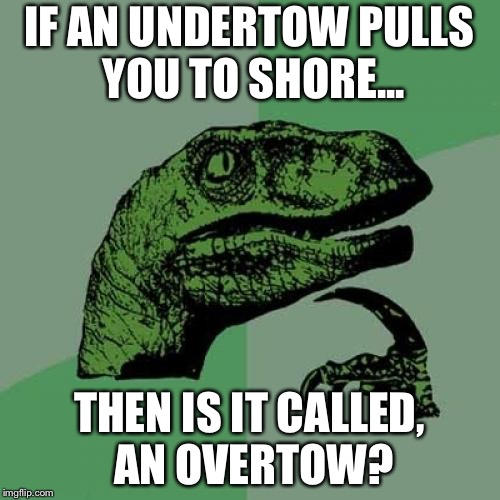 """Overtow"" 