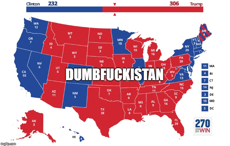 """DUMBFUCKISTAN"" 
