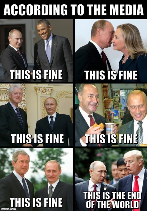 "Who said they would have ""more flexibility"" to negotiate with Russia after the election?  