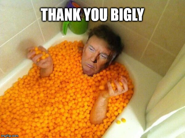 THANK YOU BIGLY | made w/ Imgflip meme maker