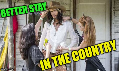 BETTER STAY IN THE COUNTRY | made w/ Imgflip meme maker