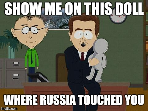 Show me on this doll | SHOW ME ON THIS DOLL WHERE RUSSIA TOUCHED YOU | image tagged in show me on this doll | made w/ Imgflip meme maker
