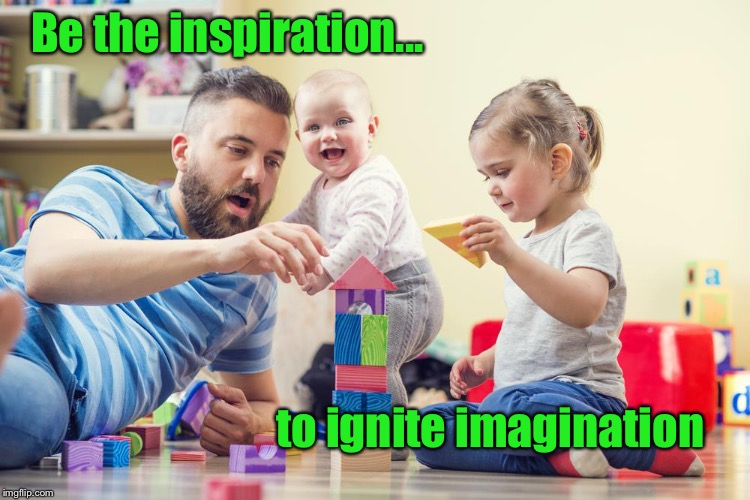 Imagination is a terrible thing to waste  | Be the inspiration... to ignite imagination | image tagged in inspirational quote,imagination,motivational | made w/ Imgflip meme maker