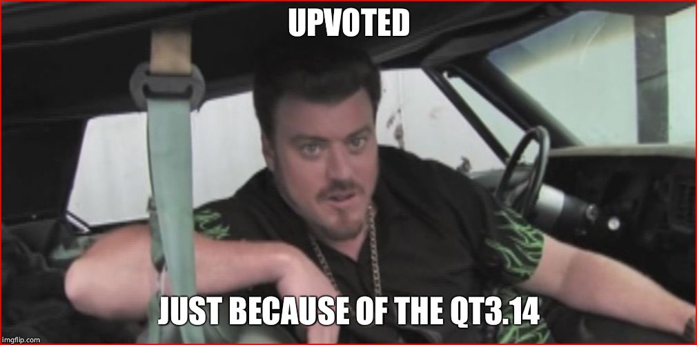 Ricky tpb | UPVOTED JUST BECAUSE OF THE QT3.14 | image tagged in ricky tpb | made w/ Imgflip meme maker