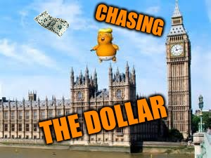 CHASING THE DOLLAR | made w/ Imgflip meme maker