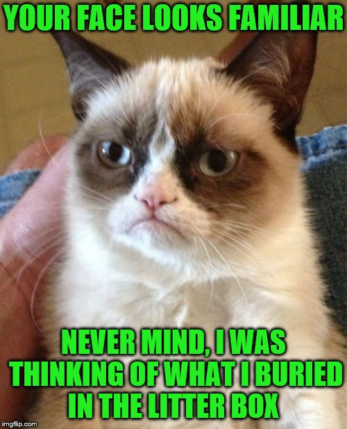 """Maybe his personality isn't crappy."" 