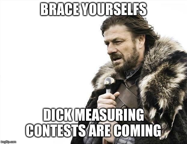 dick pic contest