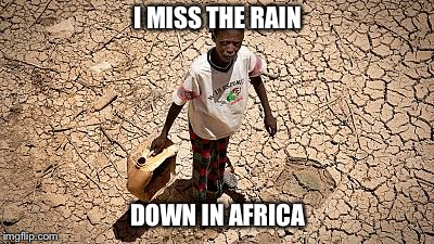 The real Toto | I MISS THE RAIN DOWN IN AFRICA | image tagged in toto,africa | made w/ Imgflip meme maker