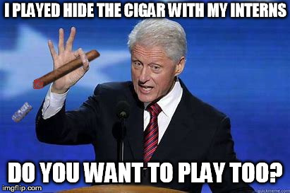 I PLAYED HIDE THE CIGAR WITH MY INTERNS DO YOU WANT TO PLAY TOO? | made w/ Imgflip meme maker