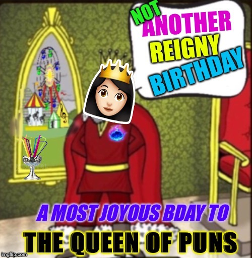 To giveuahint, a most witty and playful comic, and my personal bestie! | image tagged in giveuahint,happy birthday,royalty,renaissance,imgflip humor,besties | made w/ Imgflip meme maker