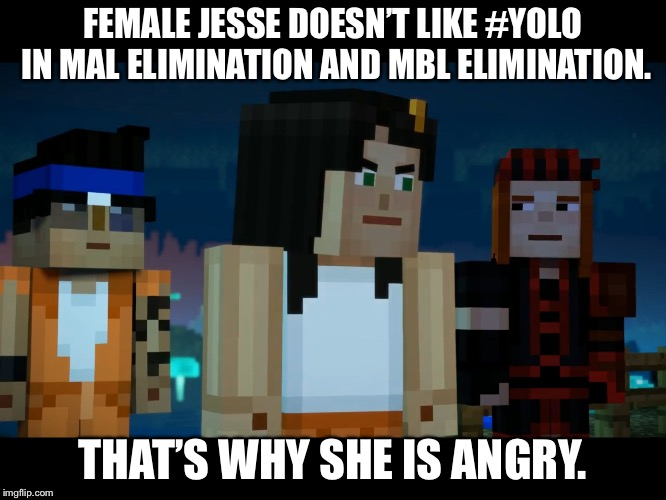 Image Tagged In Minecraft Story Mode Image 5 Imgflip