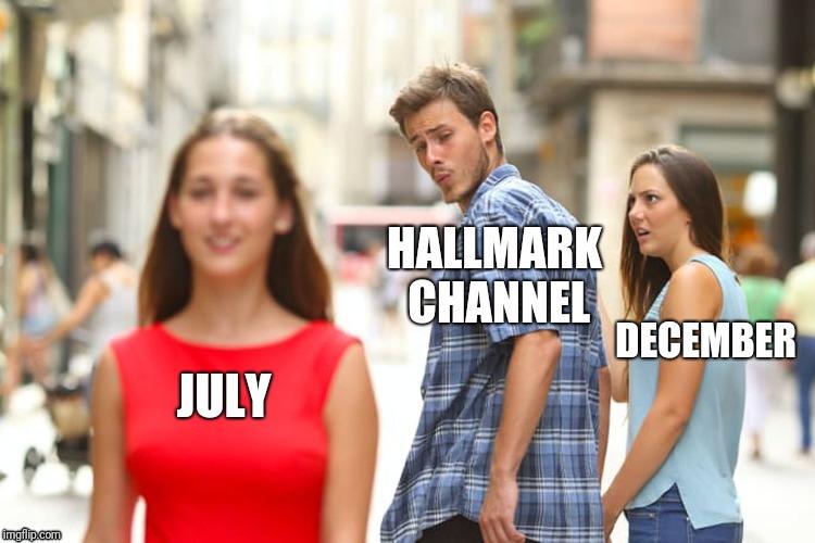 Hallmark Christmas In July Meme.Christmas Movies Imgflip