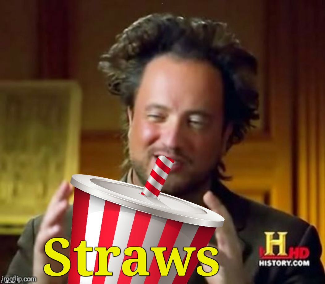 Straw Aliens | Straws | image tagged in straw aliens,aliens,straws,justjeff | made w/ Imgflip meme maker