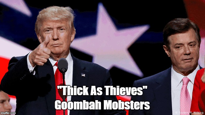 """Thick As Thieves: Goombah Mobsters"" 