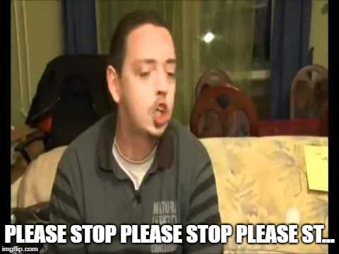 andreas halt stopp | PLEASE STOP PLEASE STOP PLEASE ST... | image tagged in andreas halt stopp | made w/ Imgflip meme maker
