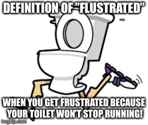 "Are you like me - tired of people saying ""flustrated"" instead of ""frustrated?""  Then, this is for you! 