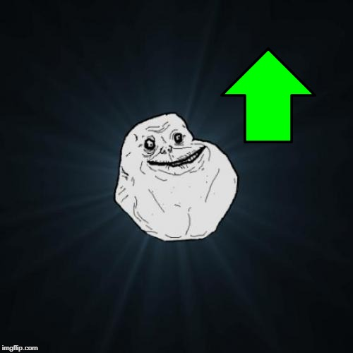 Forever Alone Meme | image tagged in memes,forever alone | made w/ Imgflip meme maker